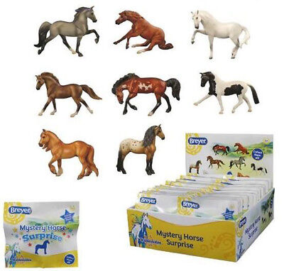 Breyer Collectable Models Stablemate Mystery Surprise Blind Bags