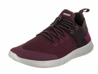Nike Running Free Rn Commuter 2017 Athletic Shoes 880841 600 Sz 14 Nwob  Bordeaux 3224a1616
