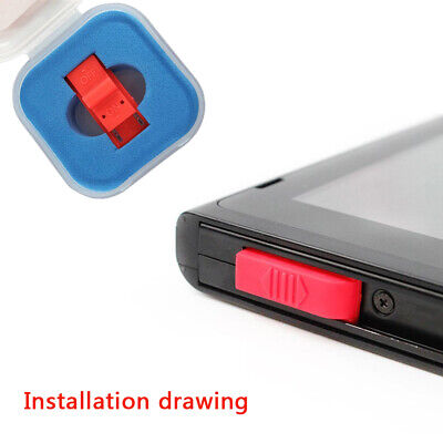 For Nintendo Switch RCM / NS SX OS Recovery Mode JIG Joycon Mod Hack ON/OFF