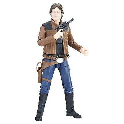 Star Wars The Black Series Han Solo Movie 6 Inch Action Figure LOOSE