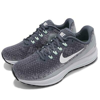 the best attitude 9999f ecf2a Wmns Nike Air Zoom Vomero 13 XIII Light Carbon White Women Running 922909 -002