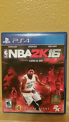 2k Nba 2k16 Game Rated E For Everyone For Ps4 Anthony Davis