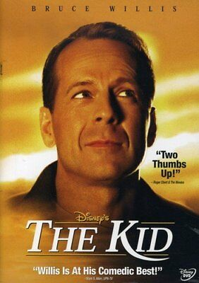 The Kid Disneys  (DVD, 2001 THEKID A DISNEY MOVIE Bruce Willis, Spencer Breslin