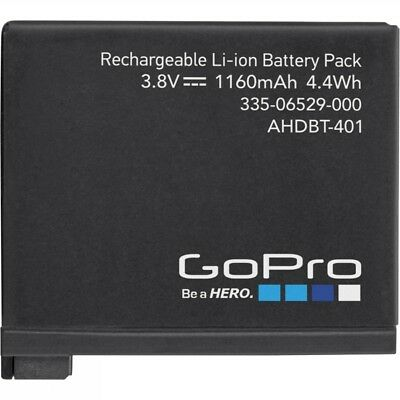 GoPro HERO4 Replacement Battery