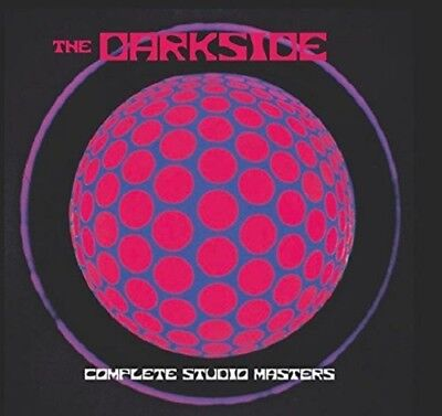 The Darkside - The Complete Studio Masters 5 Cd Box Set  5 Cd New