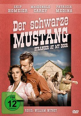 Der Schwarze Mustang (Filmjuwel - Witney,Williams)M.carey,P.medina   Dvd New
