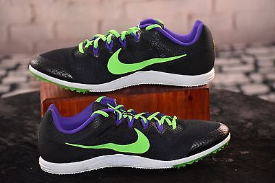 reputable site 4a9bd 0aeb6 NEW NIKE ZOOM RIVAL D 9 RACING DISTANCE TRACK FIELD RUNNING SPIKES Men s Sz  13