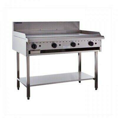 LUUS Essentials 1200mm Gas Griddle Hot Plate Flat Top BBQ Grill BCH-12P NG