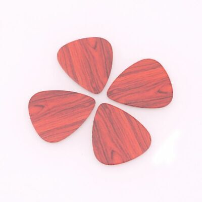 1/5x Acoustic Electric Smooth Celluloid Guitar Pick Plectrum Picks 0.71mm