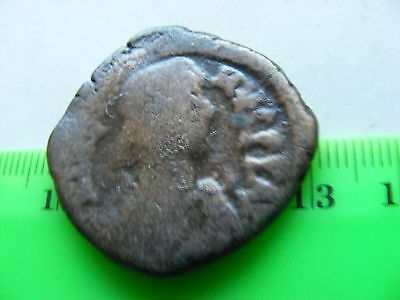 BYZANTINE Large (30mm) Byzantine coin, Eastern Roman Empire,Ancient Romaion.(B5)