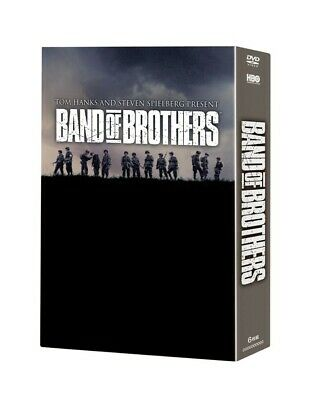 Band of Brothers Complete Metal Box (DVD)