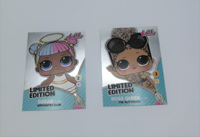LoL Surprise Pack Trading Cards figurine  2 Limited