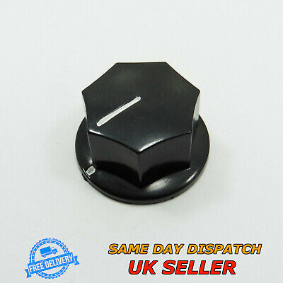 Bakelite Sound Control Rotary Switch Knob 6mm for Potentiometer MF-B03 Volume