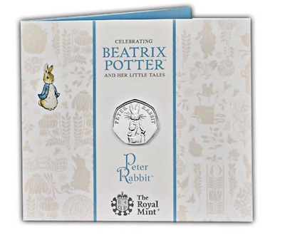 2019 Peter Rabbit Genuine Royal Mint Packaging  Immediate Dispatch