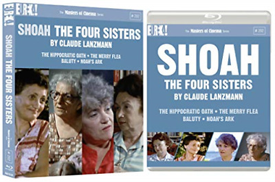 Shoah The Four Sisters The Masters Of Ci BLU-RAY NUEVO