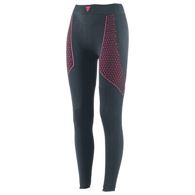 Dainese D-Core Thermo Ladies Pants Black/Fuchsia Size Medium