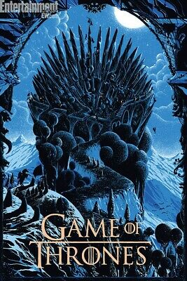Game of Thrones Mondo exclusive - $225 - Hand numbered exclusive print