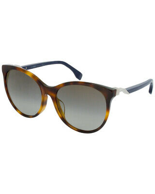c8cc714c54b FENDI WOMENS Women s Ff 0209 F S 57Mm Sunglasses -  109.99
