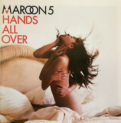 MAROON 5 Hands All Over CD Brand New And Sealed