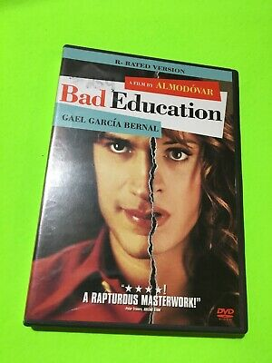 Bad Education (DVD, 2005, R-Rated Version)