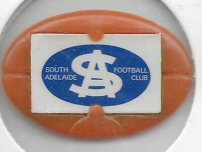 1969 VFL Twisties Emblem Pin / Badge SOUTH ADELAIDE