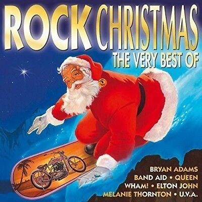 ROCK CHRISTMAS-THE VERY BEST OF (NEW EDITION) (Slade, Doris Day uvm.) 2 CD NEW
