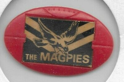 1968 1969 Twisties / Milo Badge / Pin THE MAGPIES