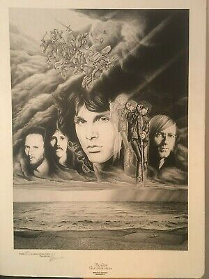 Jim Morrison and the Doors Poster