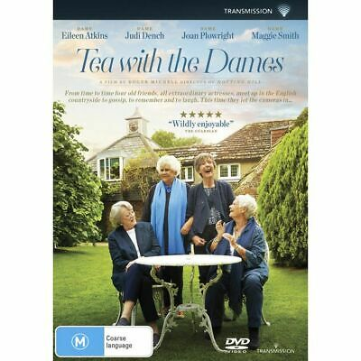 NEW Tea with the Dames - DVD