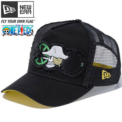 cfea50c5141 ONE PIECE × New Era 59FIFTY Kids Cap Under Visor Monkey・D・Luffy ...