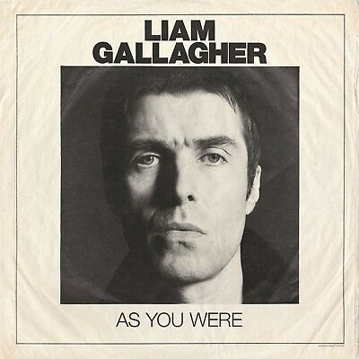Liam Gallagher - As You Were (Deluxe Edition)   Cd New