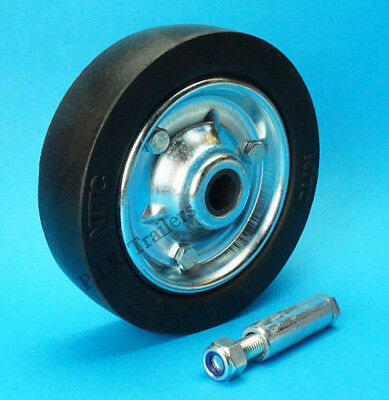 "175mm 7"" Replacement Jockey Wheel for Bradley Kit 143 - Trailer"