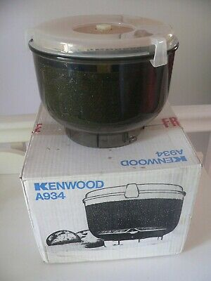 KENWOOD CHEF - Potato Peeler A734 / A934 (Fits all Chefs) Excellent condition.