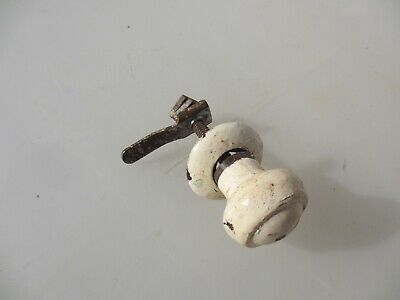 Antique Bakelite Cupboard Door Knob Handle Pull Drawer Cabinet Vintage Art Deco