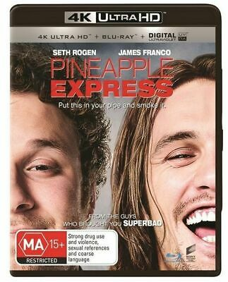 Pineapple Express 4K Ultra HD : NEW UHD Blu-Ray