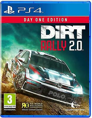 Dirt Rally 2.0 Day One Edition DEUTSCH&OVP  (PS4)