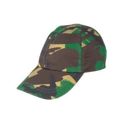 Camouflage Camo One Size Kids Army Shop Military Soldier Children Cap Dress up