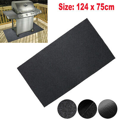 Garten Terrasse Large Barbecue Mat Bbq Decking Patio Floor Heat Burn Protection Jvl 120x100cm Dmfdentallab Com