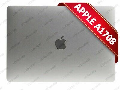"""For Apple Macbook Pro 13"""" A1706 A1708 2016 2017 Gray LCD Display Screen Assembly"""