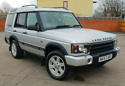 2003 Land Rover Discovery 2 Td5 Es Premium 7 Seater