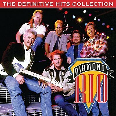 Diamond Rio The Definitive Hits Collection (2CD Set) Country