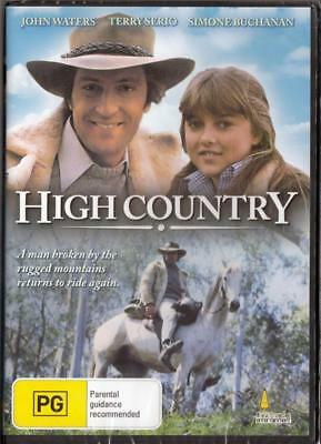 High Country Dvd ( John Waters ) Australian Movie   New And Sealed