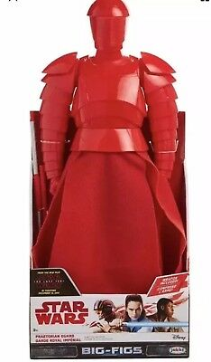 Disney Star Wars Episode 8 Praetorian Guard Big Figs By Jakks New