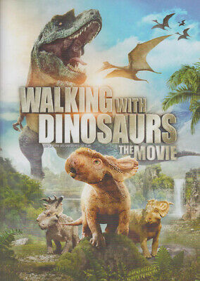 Walking With Dinosaurs: The Movie (Bilingual)  *new Dvd