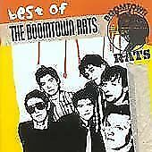 THE BOOMTOWN RATS - BEST OF - NEW CD - FAST FREE POST - geldof GREATEST HITS