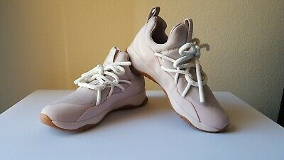 Women s Nike City Loop Particle Rose Summit White Gum Bottoms AA1097-601  Size 50d2313c6