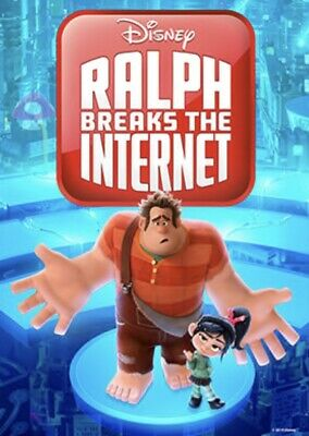 Ralph Breaks The Internet (Blu-Ray Disc Only)