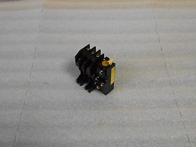 Fuji Electric Thermal Overload Relay, TK-1SN, 2.2 - 3.4 A, Used, Warranty