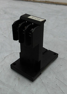 Fuji Electric Overload Relay Adapter Base, # SZ-HB, Used, WARRANTY