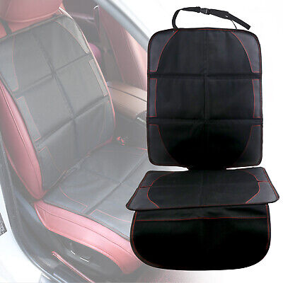 Child Car Seat Protector Protection Cover Pet Nonslip Rubber Mat Cushion